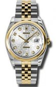 Rolex Datejust 116203 sjdj Steel and Yellow Gold