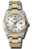 Rolex Datejust 116203 sjdo Steel and Yellow Gold