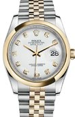 Rolex Datejust 116203 wdj Steel and Yellow Gold