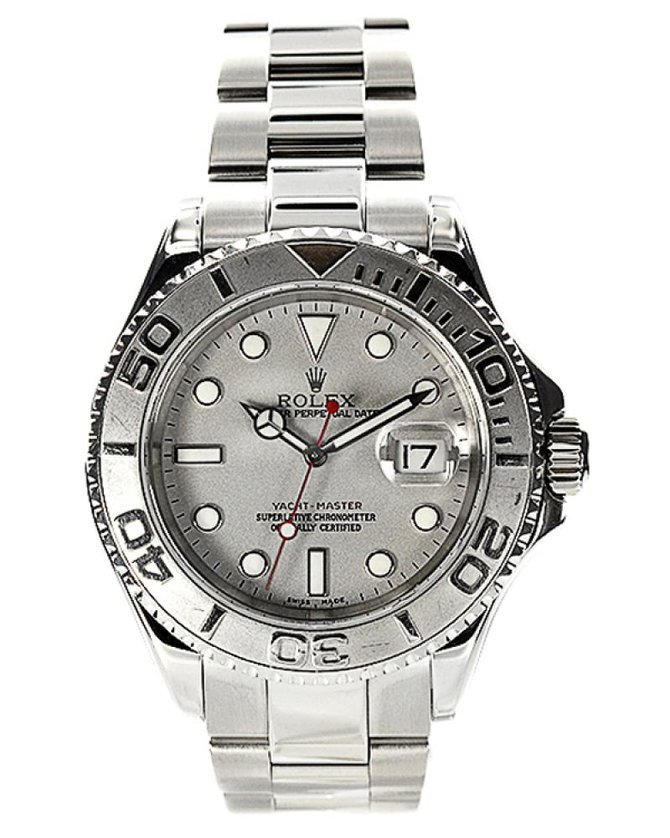 Rolex 16622 Yacht Master II 40mm Platinum and Steel - фото 3