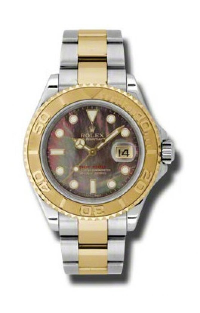 Rolex 16623 dkmop Yacht Master II  40mm Steel and Yellow Gold - фото 1