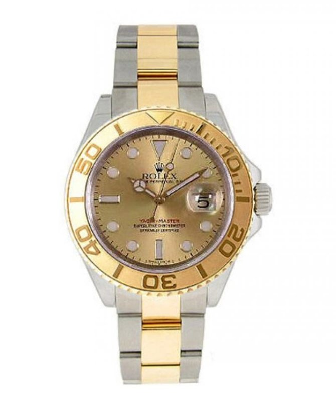 Rolex 16623 Champagne Yacht Master II 16623 Champagne - фото 2
