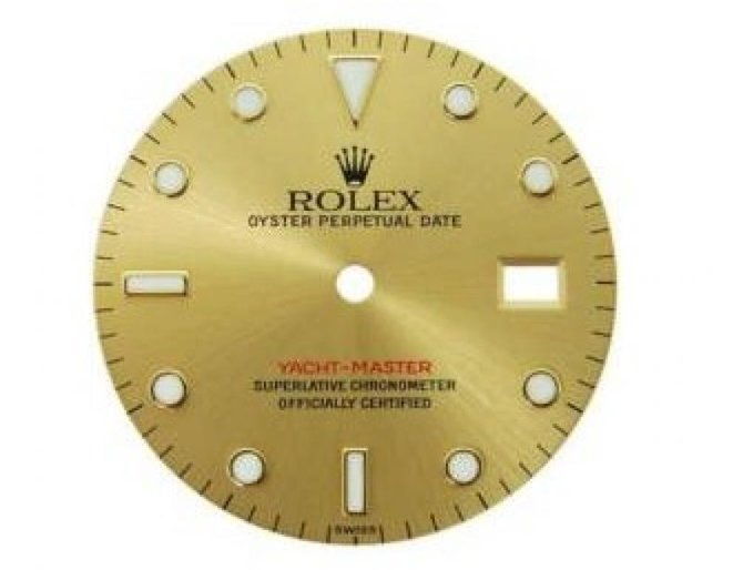 Rolex 16623 Champagne Yacht Master II 16623 Champagne - фото 3