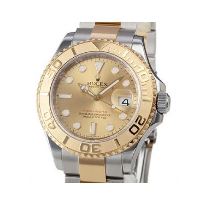 Rolex 16623 Champagne Yacht Master II 16623 Champagne - фото 1