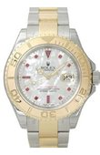Rolex Yacht Master II 16623 mr 40mm Steel and Yellow Gold