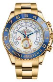 Rolex Yacht Master II M116688-0001 44mm Yellow Gold