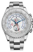 Rolex Yacht Master II M116689-0001 44mm White Gold 2013
