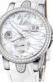 Ulysse Nardin Executive Dual Time Lady 243-10B-3C/691 Executive Dual Time Lady