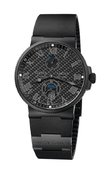 Ulysse Nardin Часы Ulysse Nardin Maxi Marine Chronometer 41mm 263-66LE-3C/42-Black Steel PVD