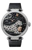 Cartier D'Art Pantheres Et Colibri 9915 MC