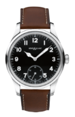 Montblanc Часы Montblanc Villeret 1858 112638 Manual Small Second