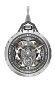 Roger Dubuis Excalibur RDDBEX58101 Spider Pocket Time Instrument