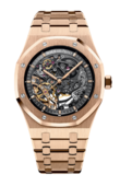 Audemars Piguet Royal Oak 15407OR.OO.1220OR.01 Double Balance Wheel Openworked