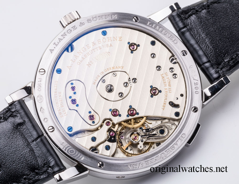"139.035 A.Lange and Sohne Moon Phase ""Lumen"" Grand Lange 1"