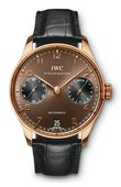 IWC Portuguese IW500124 7 Day Power Reserve Automatic