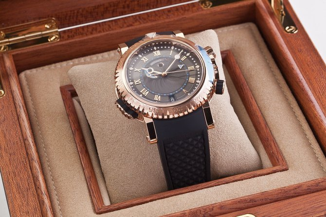 Breguet 5847BR/Z2/5ZV Marine Royale - фото 17
