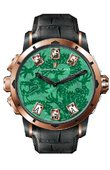 Christophe Claret Часы Christophe Claret Baccara MTR.BCR09.100-109 Green Limited Edition 9