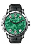 Christophe Claret Часы Christophe Claret Baccara MTR.BCR09.090-099 Green Limited Edition 9