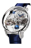Jacob & Co Tourbillon 750.820.30.BD.SB.1BD Astronomia Clarity Triple Axis Tourbillon