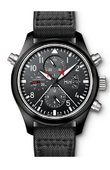 IWC Pilot's IW379901 Double Chronograph Edition Top Gun