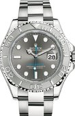 Rolex Yacht Master II 116622-0003 40 mm Steel and White Gold