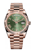 Rolex Oyster Perpetual 228235-0025 Day-Date Everose Gold 40 mm