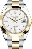 Rolex Datejust 126303-0015 41 mm Steel and Yellow Gold