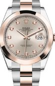 Rolex Datejust 126301-0007 41 mm Steel and Everose Gold