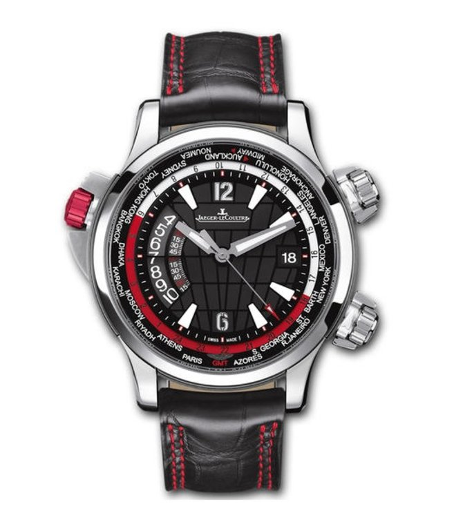 177847N Jaeger LeCoultre Extreme W-Alarm Aston Martin Master Compressor