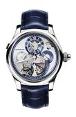 Montblanc Villeret 1858 Chronographe Regulateur Nautique Limited Edition 43.5 mm