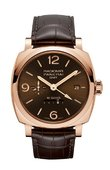 Officine Panerai Radiomir PAM00624 10 Days GMT Automatic Oro Rosso