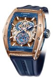 Cvstos Challenge Challenge Sea Liner GMT Pink Gold 41 mm