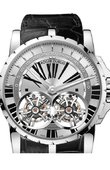 Roger Dubuis Excalibur EX45-01-80-00/0RR00/B Double Flying Tourbillon