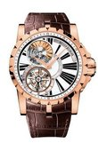 Roger Dubuis Excalibur EX45-520-50-00/01R00/B Automatic Flying Tourbillon