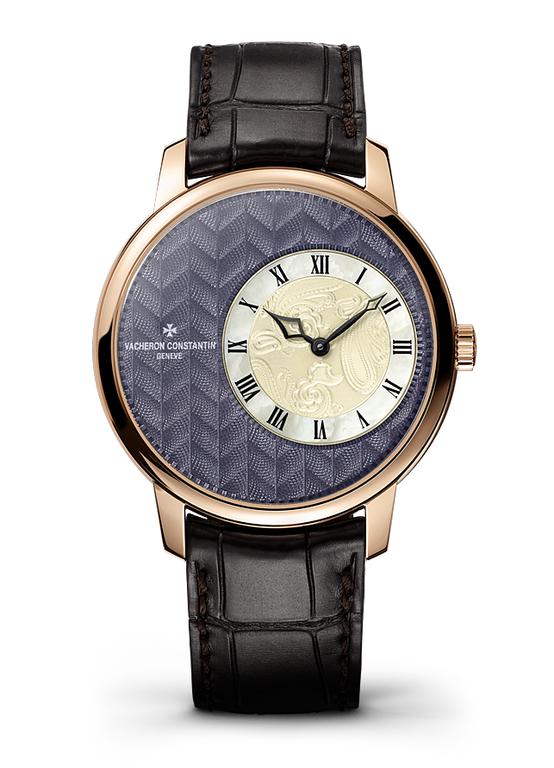 Vacheron Constantin выпустил в исторической серии часы с