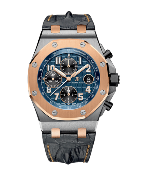 26471SR.OO.D101CR.01 Audemars Piguet Chronograph 42 mm Royal Oak Offshore
