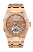 Audemars Piguet Royal Oak 26515OR.OO.1220OR.01 Tourbillon Extra-Thin
