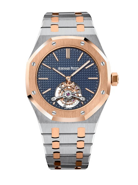 26517SR.OO.1220SR.01 Audemars Piguet Tourbillon Extra-Thin Royal Oak