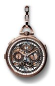 Roger Dubuis Hommage Hommage Millesime Pink Gold Pocket Watch