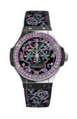 Hublot Big Bang 41mm 343.SS.6599.NR.1233 Broderie Sugar Skull