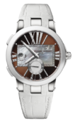 Ulysse Nardin Executive Dual Time Lady 243-10/30-05 40 mm