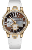 Ulysse Nardin Executive Dual Time Lady 246-10B-3C/30-05 40 mm