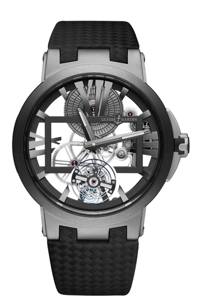 1713-139 Ulysse Nardin Executive Tourbillon Specialities