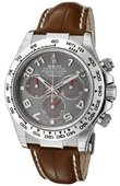 Rolex Daytona 116519-Gray Cosmograph 40 mm White Gold