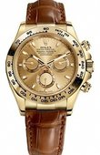 Rolex Daytona 116518 Cosmograph Yellow Gold