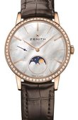 Zenith Ladies Collection 22.2320.692/80.C713 Ultra Thin Moonphase