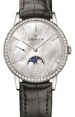 Zenith Ladies Collection 16.2320.692/80.C714 Ultra Thin Moonphase