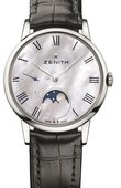 Zenith Ladies Collection 03.2320.692/81.C714 Ultra Thin Moonphase
