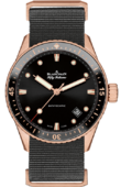 Blancpain Fifty Fathoms 5000-36S30-NABA Bathyscaphe Ceramic insert and Ceragold