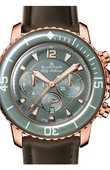 Blancpain Fifty Fathoms 5085F-3634-63 Flyback Chronograph